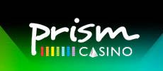 prism online casino gaming logo erstellen